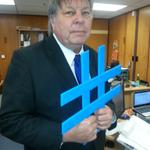 Dunedin Economic Development Manager Des Adamson knows the benefits of GUFB for #gigatowndun http://t.co/90w6fci7Jt