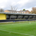 New Stand at Harrogate Town AFC http://t.co/zyU5OpAWqZ