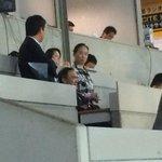 RT @mariko_keiko: 渡辺謙さん発見!! #hanshin http://t.co/rgtwA2YU7b