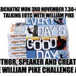Who is William Pike? http://t.co/PgXCMeYjFk … A friend and an inspirational Kiwi! #primedchatnz w/@learningnz http://t.co/JFOKTsZomT