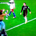 Watch: Pitch invader attacks Bayern Munichs Frank Ribery http://t.co/b3mSi9oqFJ http://t.co/LonWing2NO