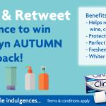Only 1 more day until we announce our winners of these Autumn Packs! RT and Follow for the chance to #win! http://t.co/hNQTahY4Li