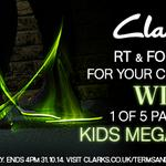 RT @clarksshoes: Still havent entered out latest twitter draw? RT & follow and you could #win a pair of Megalights! (ends 31.10.14) http://t.co/ocMyW6pWLJ