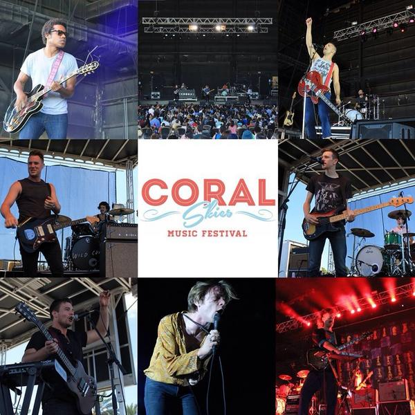 Checkout our photo recap of the first annual @CoralSkiesFest! http://t.co/0SKw6u1CSC http://t.co/qSMkBzj4nG
