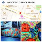 @tweetperth have you seen the painted mural in @BrookfieldPlPer ? #Perth http://t.co/hFEz4X3iij