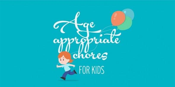 Infographic: Age appropriate chore chart - http://t.co/QS2qboscg7 http://t.co/9TPiW1tGlD