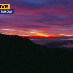 #bayarea sunrise getting more colorful! http://t.co/gVCZX2OS8i