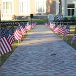 Reminder: The Wall That Heals opening ceremony will take place at 10 a.m. today on the lawn of Old Main. http://t.co/dtdGQIVNoy