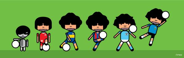Feliz cumples #DiegoArmandoMaradona http://t.co/Z2aBgrDDLh