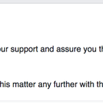 Ghomeshi responds to new allegations in short Facebook post http://t.co/HBT6gh4nQo
