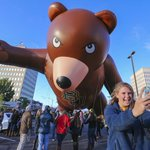 . @Baylor homecoming bearly changes with familiar parade, traditions - http://t.co/z2PUemsiFP - #Waco #Baylor #Bears http://t.co/eVxLkCT5NC