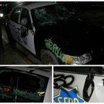 #WorldSeries celebrations get violent. Several SFPD officers hurt, cars vandalized, property damaged. Details @ 733am http://t.co/vYcLTe3cjD