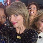 #TaylorSwiftOnGMA selfie. http://t.co/8r6GvhFPEQ