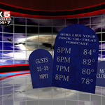 Trick-or-Treat #Vegas forecast! http://t.co/8W08tUEl6Y