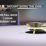 Hey #Vegas Just another friendly reminder! Daylight saving time comes to an end Sunday morning! http://t.co/WF9h4EGoYX