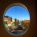 Portal to Downtown from #Dudley Municipal Bldg // #ABX2014 #Boston #Architecture http://t.co/bFkJhaPfok