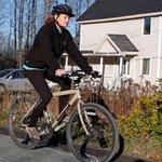 PHOTO: Maine nurse Kaci Hickox defies state's Ebola quarantine, takes a bike ride http://t.co/TXKOJEKHcj http://t.co/qTfZXkudx7