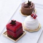 パティスリー キハチ、3種類の新作ケーキが詰まった「クリスマスBOX」発売 http://t.co/kCq25t1M2U http://t.co/9rOV8wE6Lq