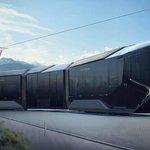В Москве представили «космический» трамвай R1 от «Уралвагонзавода». Фоторепортаж: http://t.co/0v2L4dumrD http://t.co/fOvDBtFoei