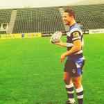 The moment Bath Rugby supporters have been waiting for http://t.co/CtXVtQjsGl