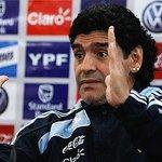RT @ActuFoot_: Joyeux anniversaire à Diego Maradona qui fête aujourdhui ses 54 ans ! #Légende http://t.co/VQFoew441P