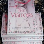 #Giveaway 5 signed copies of spooky #TheVisitors. RT & FOLLOW to enter. Ends Sat 10am. #HalloweenReads #Halloween http://t.co/yyg0yQZ1fo