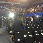 """Mhhhm eish ja neh""""@SPORTandREC_RSA: People staring to fill in the arena #jointMemorial http://t.co/UCwjRMJ0kt"""""""