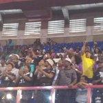 RT @DrumMagazine: Orlando Pirates fans fill the Standard Bank Arena to pay their respects to #SenzoMeyiwa #Mulaudzi and #Mwelase http://t.co/Rj7yBaNrvy