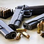 """""""@TimesLIVE: Review gun laws to clampdown on illegal weapons: ANC"""" Hows that going to help? http://t.co/wkEC5M3TdI http://t.co/Ifxfd2FzBH"""
