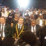 RT @KsModiba: #MemorialService .@bokrugby captain Jean de Villiers and .@Kaizer_Chiefs captain @IIKHUNE_32_16 @32 and Lekgwathi http://t.co/VmnUuHQ6bD