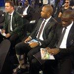 Captain Khune still wearing a moonboot #MeyiwaMwelaseMulaudzi http://t.co/xy5a3asJbB