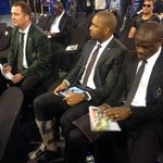 RT @EsethuHasane: Khune is also amongst the mourners #JointMemorial http://t.co/p9P8QaiKKT