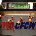 RT @StellaCFCW: You should see the @790CFCW studios at @Official_WEM. Its very spooky in here kids #TrickOrTweet http://t.co/sLx73TSvbd