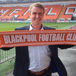 RT @BlackpoolFC: BREAKING: Lee Clark appointed Blackpool manager. http://t.co/F4ZVPwvSlB http://t.co/sX2dVs571u