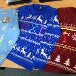 All three Xmas jumper designs together! http://t.co/gf144Qve9T http://t.co/ppJYBmMHqj