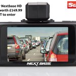 #WIN one of four Nextbase HD dash cams worth £149.99!! RT to enter. T&Cs. #comp #sunmotors http://t.co/NwloQr5wxv http://t.co/7B1pNegNd6