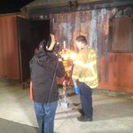 Tune into @KSLcom at 5:30, 6 and 6:30 to see how flammable childrens Halloween costumes can be. http://t.co/7I1zr4REyN