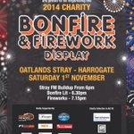 Looking forward to hosting the #Harrogate Stray Bonfire this Saturday with @StrayFM http://t.co/QGta4Q8m5U http://t.co/6kuQoi9Emh