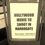 Hollywood movie to shoot in #Harrogate! This could be my big break___ http://t.co/Sp5w4Gm3Cc