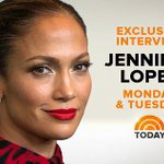 RT @TODAYshow: Monday on TODAY...@MariaShriver's exclusive interview with @JLo! http://t.co/C2XjuWnTAI