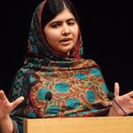 Malala Yousafzai donates Nobel peace money to rebuild school in Gaza: http://t.co/lreqYKbcDS http://t.co/axsAg4yHBO