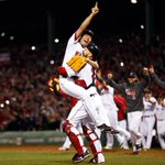 1 year ago today, the @RedSox clinched the #WorldSeries for the 1st time at Fenway Park. http://t.co/cWu8ha4wve