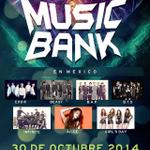 RT @Exofanbase: [SCHED] 141030 Music Bank in Mexico : MC ChanYeol & EXO-K in ARENA CIUDAD DE MEXICO 6:30PM CST (31 Oct 9:30 KST) -B- http://t.co/9dq2giBuPw