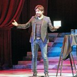 """Big Ears played """"really important role"""" in life, Jian Ghomeshi told crowd http://t.co/H4bDgITwnE http://t.co/OordEkAMd0"""