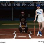 「WEAR THE PHILOSOPHY(ウェア ザ フィロソフィ)」の2015年春夏コレクション http://t.co/NzFfxe3N2p http://t.co/yILc5tqZFK