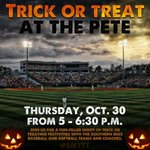 Catch @somissbaseball Coach Scott Berry this morning at 8:30 on @Rock104FM talking about Trick or Treat at The Pete! http://t.co/Oj2yWKUnzt