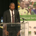 Khune: #SenzoMeyiwa and I were not just friends but brothers | Live on DSTV 405 http://t.co/49ixQ4Ef9x