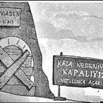 Kaza Nedeniyle Kapalıyız.. UNUTULUNCA Açarız! #Ermenek #Karaman #Soma http://t.co/wAg5SYE2JT