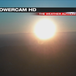 Gorgeous sunrise from @Local12 Towercam HD. 38 now w/ patchy frost. 55 later w/ sunshine and a few clouds. #cincywx http://t.co/KBeM4V0aQ5