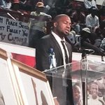 #memorial Itumeleng Khune speaks about his experiences with the late Senzo Meyiwa #RIPSenzoMeyiwa http://t.co/IM72ZgkUXk